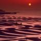 2001年奨励賞 【干潟落日】 樋口一男さん 撮影地:熊本県宇土市