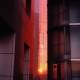 2009年奨励賞 【多色で染まったタワー】 岡田美枝子さん 撮影地:新潟市中央区(入船みなとタワー)