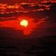 1998年大賞 【夕日】 遠藤信司さん 撮影地:新潟市西蒲区四ツ郷屋浜