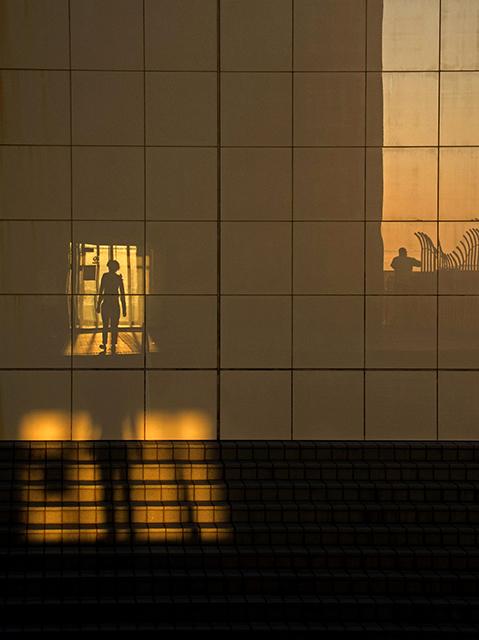 2018年大賞 【秘密の通路】 渡部義明さん 撮影地:新潟市中央区入船みなとタワー